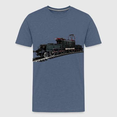 Lokomotive (ÖBB1189) - Teenager Premium T-Shirt