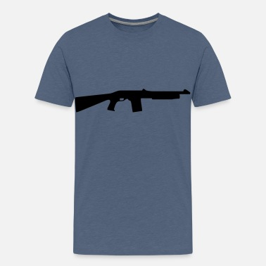 Rifle gun rifle - T-shirt Premium Ado