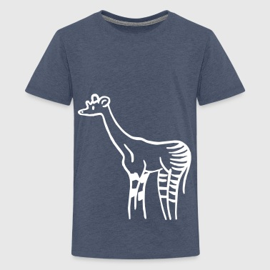 Okapi - Teenager Premium T-Shirt
