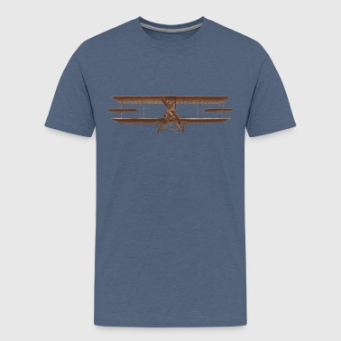 airplane - Teenage Premium T-Shirt