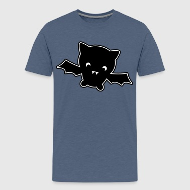 Süsse Fledermaus - Teenager Premium T-Shirt