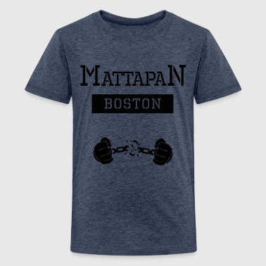 We Are Boston Ghetto Mattapan Boston - Teenager Premium T-Shirt