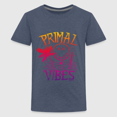 SmileyWorld 'Primal Vibes' women t-shirt - Premium T-skjorte for tenåringer
