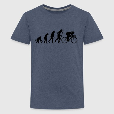 eveolution_cycling - Camiseta premium adolescente