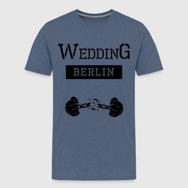 Ghetto Wedding Berlin - Teenager Premium T-Shirt