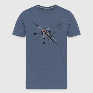 Plane - Teenager Premium T-Shirt