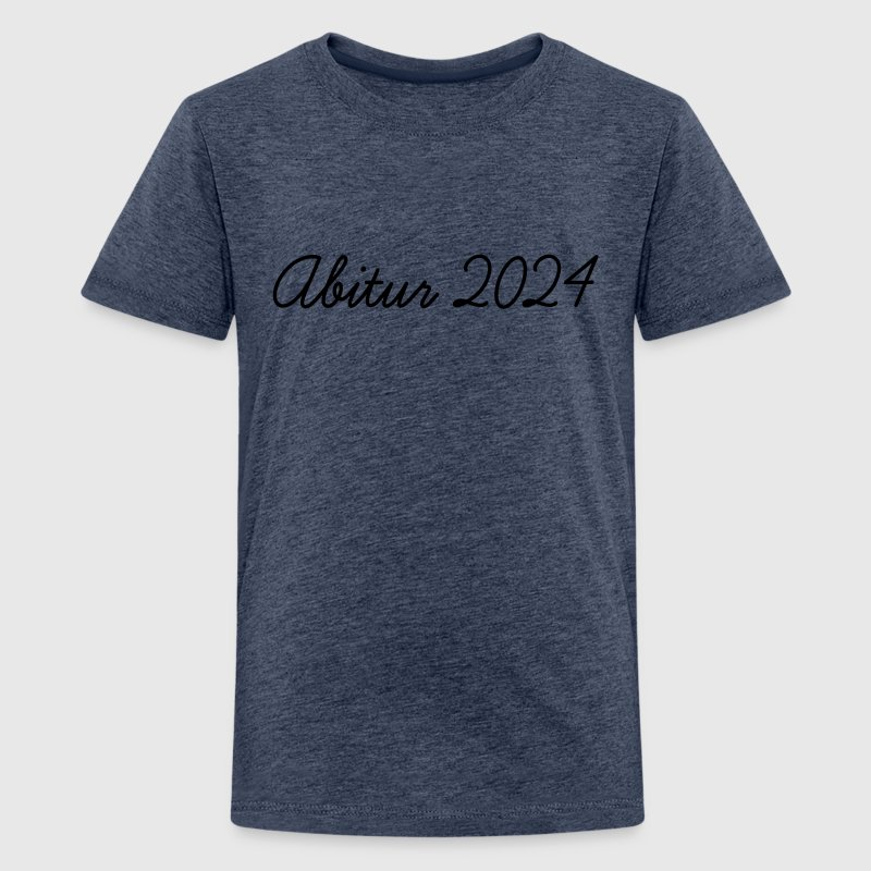 Abi 2024 - Teenager Premium T-Shirt