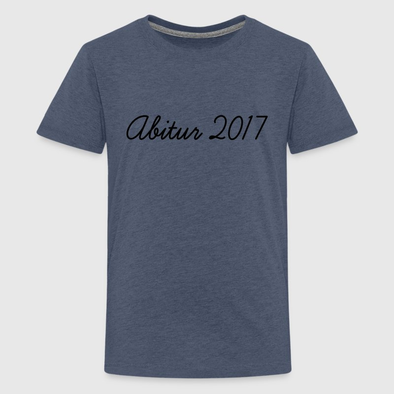 Abi 2017 - Teenager Premium T-Shirt