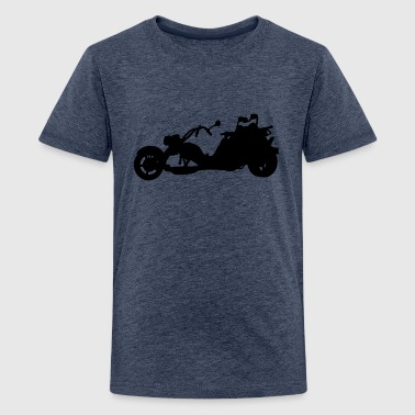 trike - Teenage Premium T-Shirt
