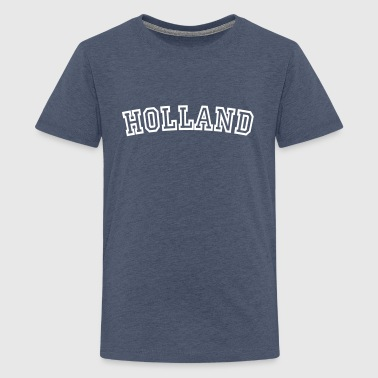 holland - Teenage Premium T-Shirt