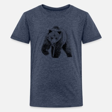 Bear bear - Teenager Premium T-shirt