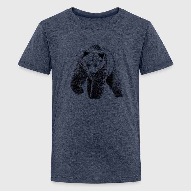 bear - Teenager Premium T-shirt