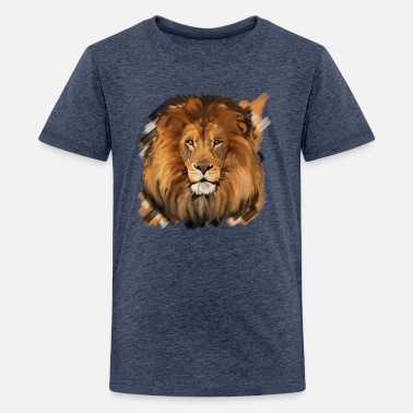 Lion Lion - Teenager Premium T-shirt
