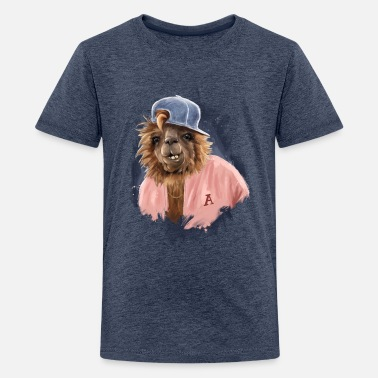 Alpaca - Teenager Premium T-Shirt