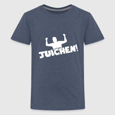 Juichen! Louis van Gaal - Teenager Premium T-shirt