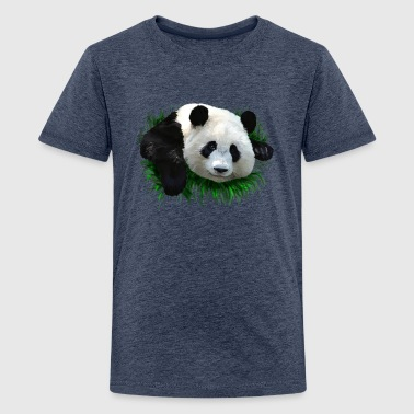 Panda Bear panda - Teenage Premium T-Shirt