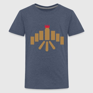 Kubb - Teenager Premium T-Shirt