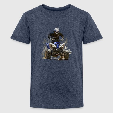 quadrocycle - Camiseta premium adolescente