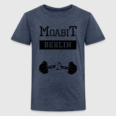 Ghetto Moabit Berlin - Teenager Premium T-Shirt
