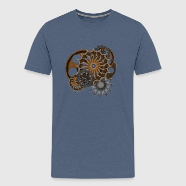 Steampunk - Teenage Premium T-Shirt