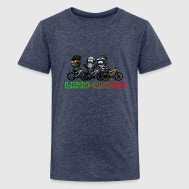 LAZY-RIDERS - Teenager Premium T-Shirt