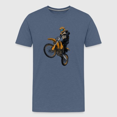 motocross - Teenage Premium T-Shirt