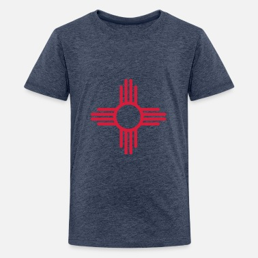 New Mexico New Mexico - Teenager Premium T-shirt