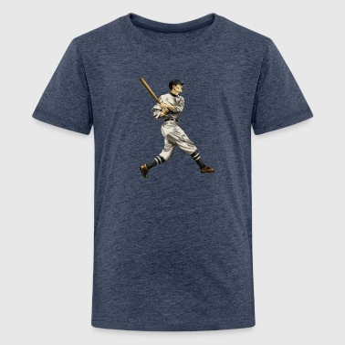 Sport Baseball - Teenager Premium T-Shirt