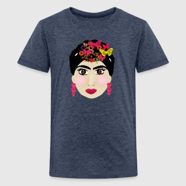 Miss frida - Teenager Premium T-Shirt