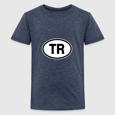TR Turkey - Teenage Premium T-Shirt