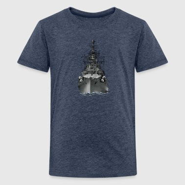 Ship - T-shirt Premium Ado