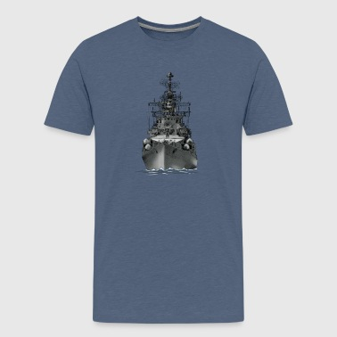 Zeeman Ship - Teenage Premium T-Shirt