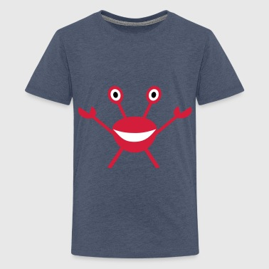Crab - Crabs - Teenage Premium T-Shirt