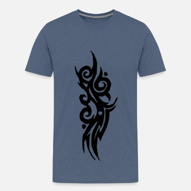 Tribal Tattoo tribal tattoo - Teenager premium T-shirt