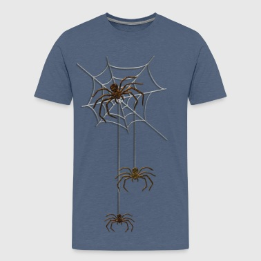 Spider triple - Teenager Premium T-Shirt