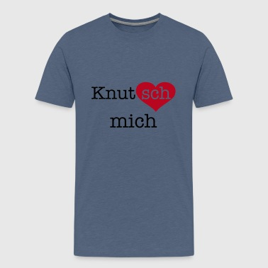 Knutsch mich - Teenager Premium T-Shirt