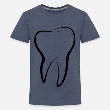Tooth tooth - Teenage Premium T-Shirt