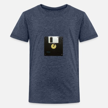 Floppy Disk Floppy disk - Teenage Premium T-Shirt