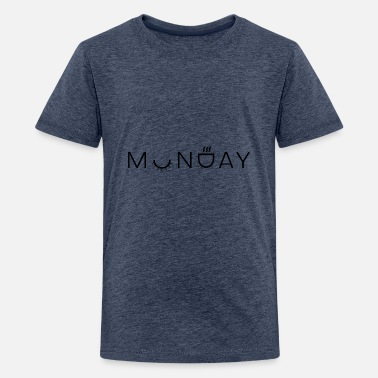 Monday - Teenage Premium T-Shirt