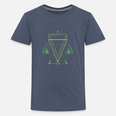 Geometry geometry - Teenage Premium T-Shirt