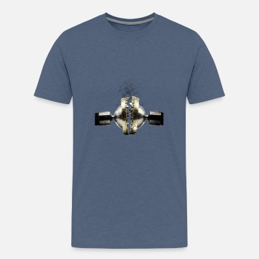 Rift Fragile gifts - Teenage Premium T-Shirt
