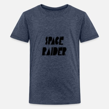 Raider space raider - Teenage Premium T-Shirt