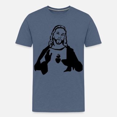 Jesus - Teenager Premium T-Shirt