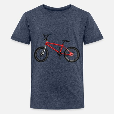 Bike Bike BMX Bike - Premium T-shirt teenager