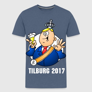 Koningsdag - Teenager Premium T-shirt