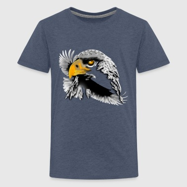 eagle - Teenager Premium T-Shirt