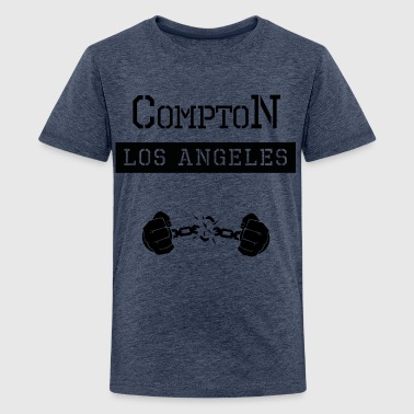 Ghetto Compton Los Angeles - Teenager Premium T-Shirt