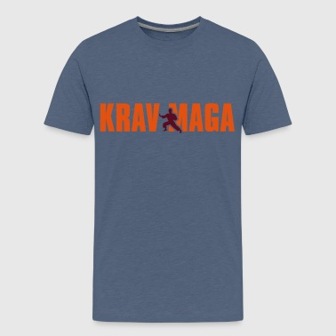 Krav Maga - Teenager Premium T-Shirt