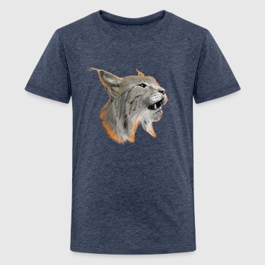 luchs - Teenager Premium T-Shirt