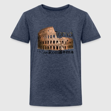 Roma - Teenage Premium T-Shirt